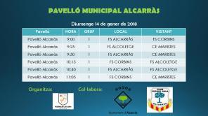 3ª TROBADA DEBUTANTS Delegació de Lleida ( Diumenge 14 de gener Pavelló Alcarràs ) (003)-page-004